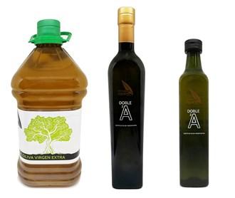 Huile d'olive Extra Vierge Non filtrée