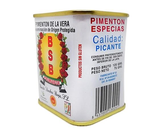 Paprika Piquant 75g