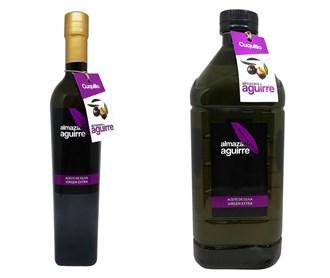 Huile d'olive Cuquillo - Huile d'olive extra vierge monovariétale