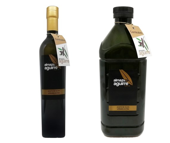 Huile d'olive Cornicabra - Huile extra vierge monovariétale