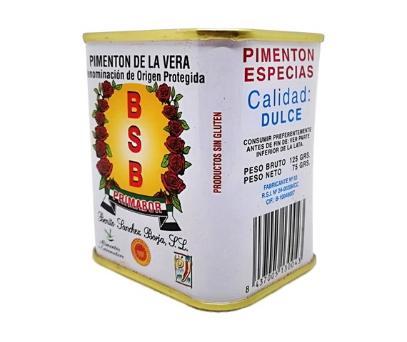 Paprika Doux 75g