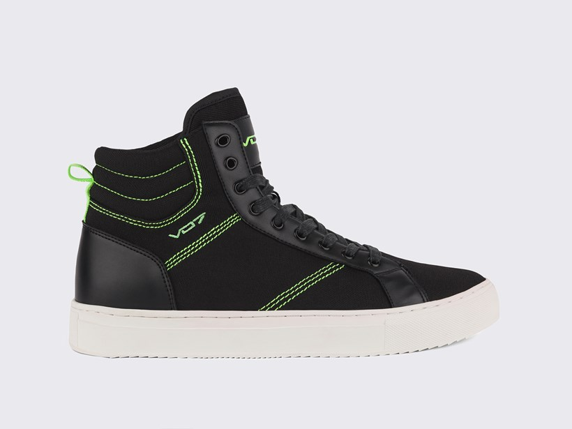 VO7 Calcio High Top Verde