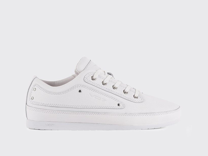 VO7 Yacht Leather White
