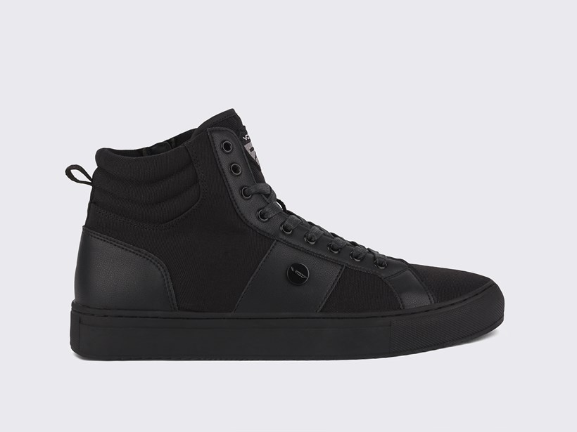 VO7 Calcio High Top Dark