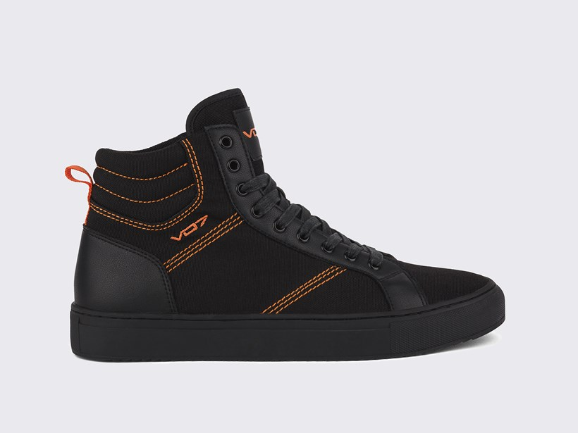 VO7 Calcio High Top Fiamma