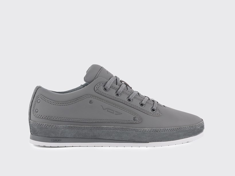 VO7 Yacht Leather Grey