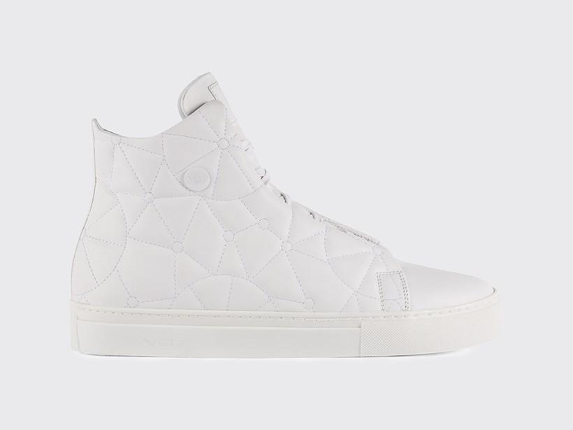 VO7 Cristal High Top White